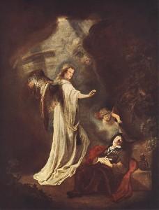 L'ange du seigneur