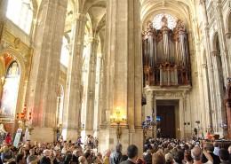 Saint Eustache orgue