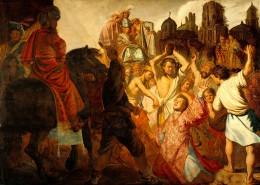 Rembrandt-Lapidation-Saint-etienne
