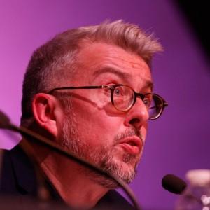 Jérôme Prigent, prêtre de l'Oratoire, nouveau président du Train de la mémoire. Photo Guillaume Burgelin