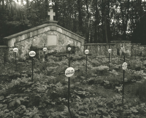Cimetière militaire N°303, RAJBROT, POLOGNE 14 18 Photo de Bogdan Konopka