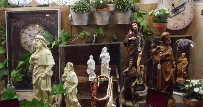 saints de platre