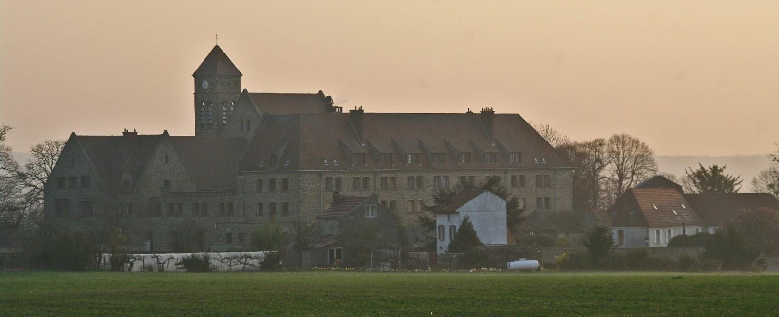 Abbaye de Limon, Vauhallan