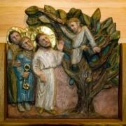 Jesus-et-Zachée-Abbaye-Notre-Dame-des-Neiges